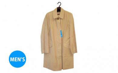 [№5786-1626]武櫬衣スプリングコート 男性用 ベージュ フリーサイズ