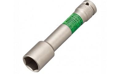 No.076 【TONE 工具】インパクト用ロングホイルナットソケット(差込角12.7mm、二面幅22mm)