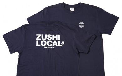 [№5875-0197]逗子オリジナルTシャツ (ZUSHI LOCAL)