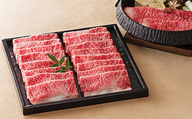 [№5786-1336]しずおか和牛 すき焼き用800g