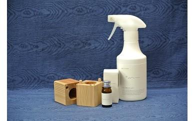 MS01 宮川森林組合 エコパークの森のヒノキの香り