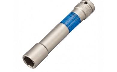 No.073 【TONE 工具】インパクト用ロングホイルナットソケット(差込角12.7mm、二面幅17mm)