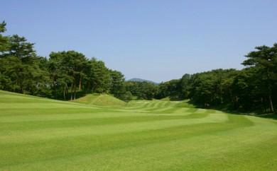 [№5786-1617]浜松カントリークラブ ゴルフプレー券