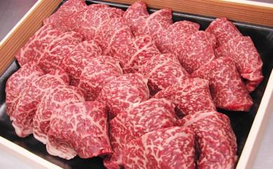 [№5845-1228]神戸肉・但馬牛 焼肉用800g