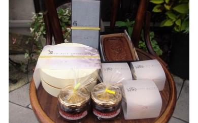 [№5845-1076]プレミアムニューヨークチーズケーキとおすすめセット