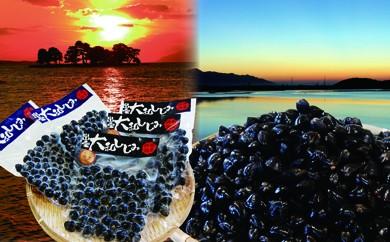 A016:しじみの食べ比べ! 宍道湖産&神西湖産