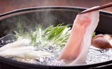 [№5855-0047]N 上州麦豚しゃぶしゃぶ肉