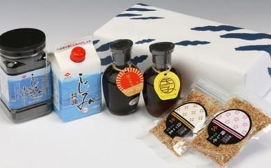 A083:井ゲタ醤油 和食でおいしい朝食セット