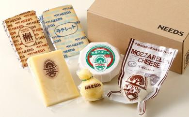 [№5749-0195]NEEDSオリジナルチーズ6種詰合せB