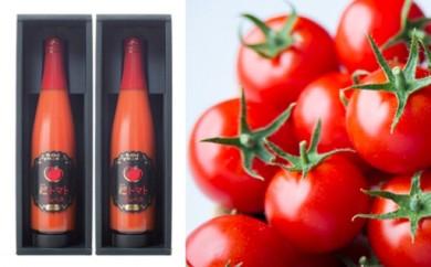 C345:神話の国からの贈り物~超トマト1kg&超トマトジュース2本