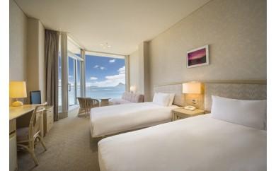 KI2 日南海岸南郷プリンスホテル・ツインルーム1室2名様1泊2食付 季節の特別プラン・ディナー