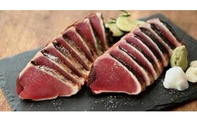 【B011】魚市場厳選 炭火焼かつおのたたき