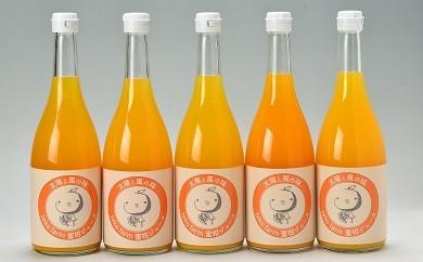 A01-501 まろやか柑橘の飲み比べセット 5本入