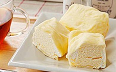 [№5893-0104]【エパヌイール】チーズクレープ(10個入り)