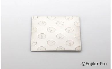 BB06 タイムふろしきの小皿【ドラえもんシリーズ】:㈱能作