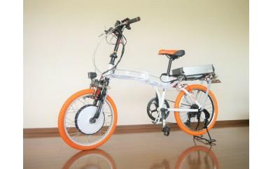 H139 自転車型電動バイク「Eサイクル」レンタル(3ヶ月)【100,000pt】