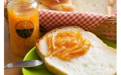 C32-4.じゅらす農房のブラッドオレンジフルーツソース4個セット
