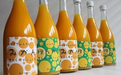 A02-501 かなこちゃんちのストレートジュース 6本入
