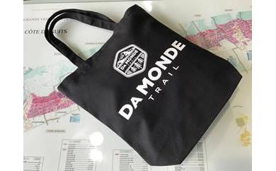 9.DA MONDE TRAIL オリジナルキャンバストート