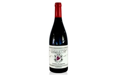 60-1.赤ワイン『アダージョ上ノ山』5本セット