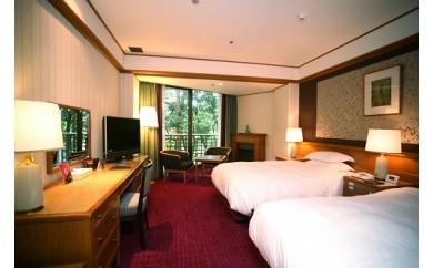 E-10 奈良ホテル ペア宿泊券(1泊朝食付)スタンダードツイン