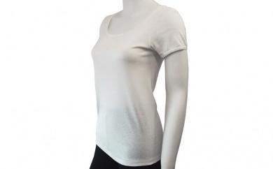 [№5532-0047]◆匠こだわりの美しい肌着◆あらおのわいと 婦人3分袖インナー<アイボリー・ピンク・ブラック> 第一紡績