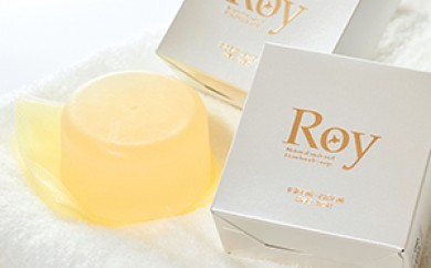 [№5642-0161]化粧石鹸 ROY