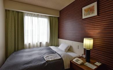 [№5636-0178]「ホテルサン人吉」1泊朝付 ダブルルーム 1名様宿泊券