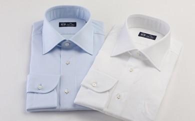 ツイル2枚セット 紳士用(41-82)HITOYOSHIシャツ