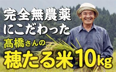 025-001 特別栽培米 穂たる米セット 10㎏