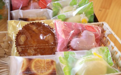 [№5775-0075]【Sweets夢工房 ル・リアン】焼菓子詰め合わせ
