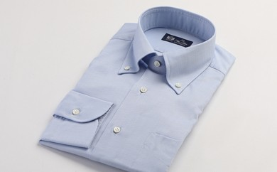 HITOYOSHIシャツ ブルーオックス(39-80)