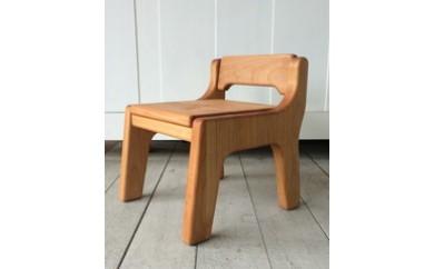 【E005】【手作り家具コロール】はじめての椅子(アルダー)