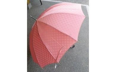 BL08_雪華模様のオリジナル傘(サイズ60cm)カラー:ピンク