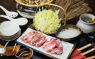東松島とろとろ白菜鍋