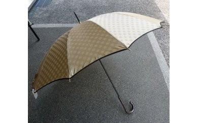 BL07_雪華模様のオリジナル傘(サイズ60cm)カラー:ベージュ