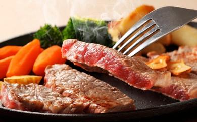 [№5636-0185]牛肉詰合せ 牛サローイン(ステーキ180g×3枚)