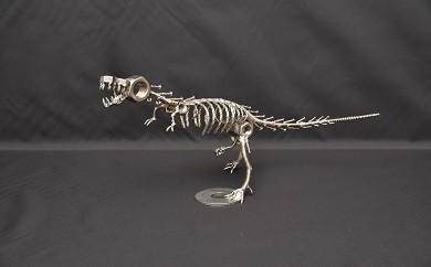 C-2 オールステンレス ネジ恐竜 ティラノサウルス