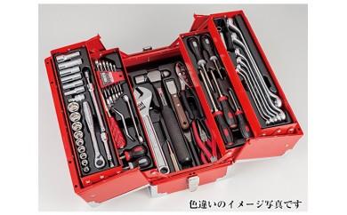 No.151 【TONE 工具】ツールセット差込角9.5mm 61点(マットブラック)