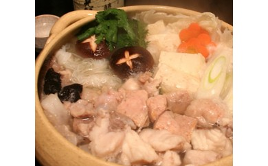 B207 島根沖産あんこう鍋用セット(あん肝棒、レシピ付き)