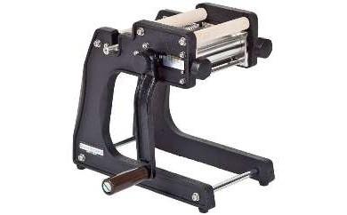 池永鉄工 鉄鋳物製麺機2mm幅仕様