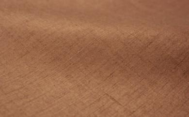 [№5802-0233]結城紬 無地 着尺 ときは色