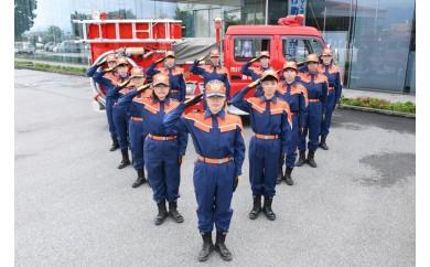 [№5839-0095]2018年女性消防隊カレンダー