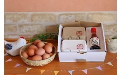 [№5707-0183]オリジナル醤油付き!夢の卵の絶品たまごかけ