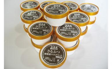 [№5827-0068]さるふつ牛乳アイスクリーム コーヒー20個セット
