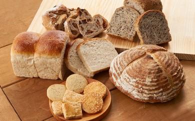 [№5666-0088]Boulange770「天然酵母パン・仏地方菓子セット」