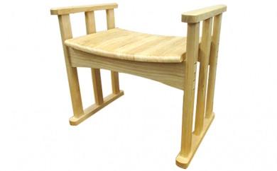 [№5802-0263]桐椅子