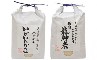 [№5644-0368]JAいび川プレミアム米セット/白米6kg