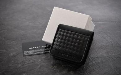 [P004] 炭素繊維織物 コインケース