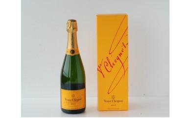 (798)ヴーヴ・クリコ ブリュット イエローラベル(シャンパン)
